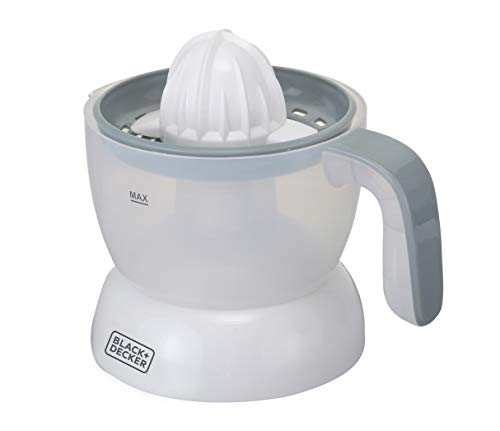 BLACK+DECKER Electric Citrus Juicer (White)