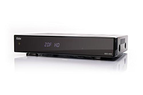 Fuba ODS 400 Twin HD-Satellitenreceiver schwarz