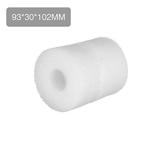 Makluce Zwembad Filter Cartridges Voor Intex Filter Pompen Model ONE Schoonmaakmiddelen Schuim Herbruikbaar & Wasbaar Sponge Cartridge Schuim