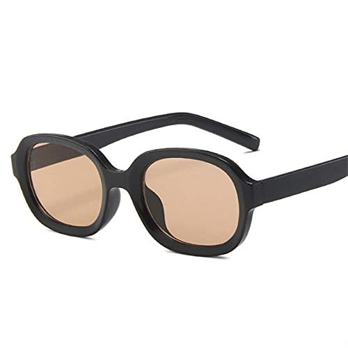 Gafas De Sol Hombre Mujeres Ciclismo Mujer Gafas De Sol Gafas De Sol Hombre Vintage Negro Amarillo Eyeglasses-Bktea