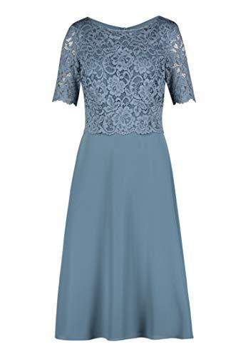 Vera Mont 0113/4825 Vestido de cóctel, Blue Dust, 46 para Mujer