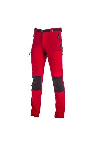 Izas - Olves - Pantalón - Man - Red/Black - XXL