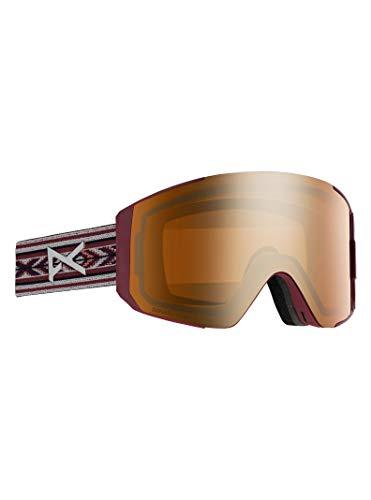 Anon(アノン) スノーボード スキー ゴーグル レディース WOMEN'S SYNC GOGGLE ASIAN FIT WITH BONUS LENS 2019-20年モデル NAサイズ BOHEMIAN/SONAR BRONZE 2150910096