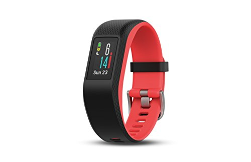Garmin vívosport, Fitness/Activity Tracker with GPS and...