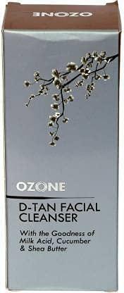 Krishna Store OZONE De-Tan Facial Cleanser (60 g)