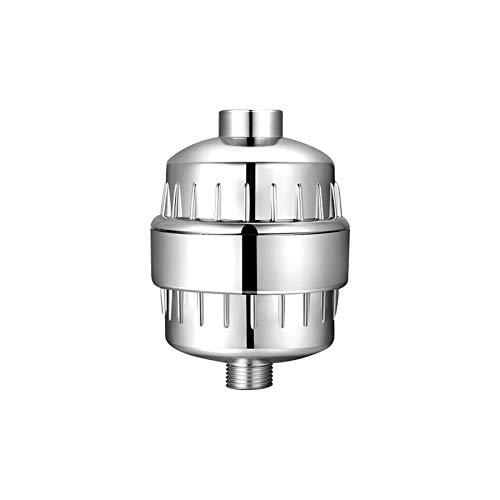 Hochleistungs-10-Stufen-Duschfilter, der Filterelemente für Hartwasser-, Chlor- und Fluoridfilter enthält, reduziert Hauttrockenheit und Juckreiz und verbessert Hauthaare und -nägel