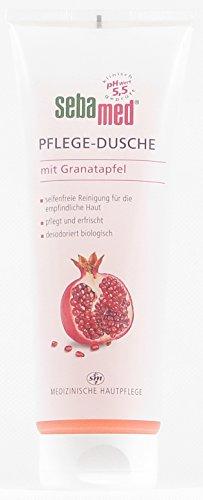 Sebamed Pflege Dusche mit Granatapfel, 250 ml (4er Pack)