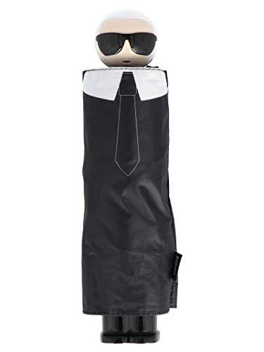 Karl Lagerfeld Luxury Fashion Damen 20KW201W3907BLACK Schwarz Umbrella   Frühling Sommer 20