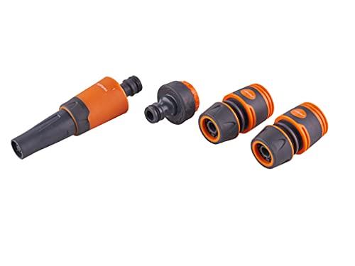 Mivos V-Plus - Pulverizar boquilla ajustable con un conjunto de conexiones de 1/2