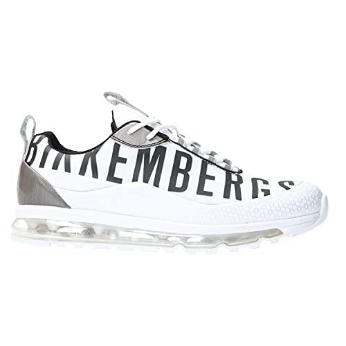 Bikkembergs Sneakers 20666 Bianco/Nero, 39