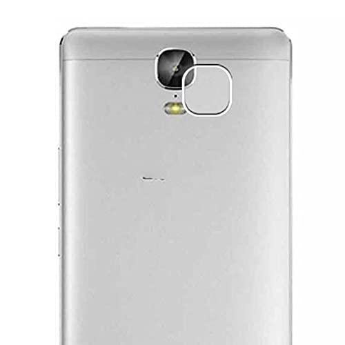Vaxson 2 Stück Schutzfolie, kompatibel mit Gionee Marathon M5 Plus Kamera TPU Folie Rückseitige Kameraobjektiv [nicht Panzerglas Bildschirmschutzfolie Hülle Hülle ]