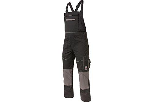 WÜRTH MODYF Arbeitslatzhose Starline Plus schwarz: Die robuste & Pflegeleichte Latzhose ist in der Größe 62 für sie erhältlich. Die Hose für...
