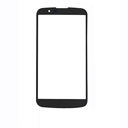 UU FIX Pantalla Cristal Frontal para LG K10(Negro) LCD Touch Screen Frontal...