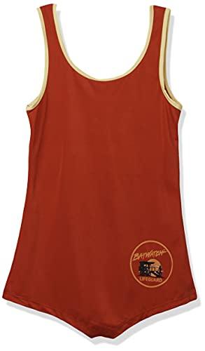 Smiffys, Damen Baywatch Rettungsschwimmerin Kostüm, Bodysuit, Jacke und Schwimmbrett, Größe: M, 33321