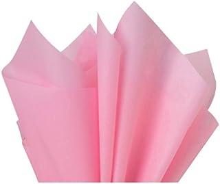 Brand New Bubblegum Pink Bulk Tissue Paper 15 Inch x 20 Inch - 100 Sheets