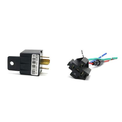 HaiMa Relés De Coche Gps Tracker Car Shock Alarm Gps Gsm Localizador Dispositivo De Seguimiento - Negro
