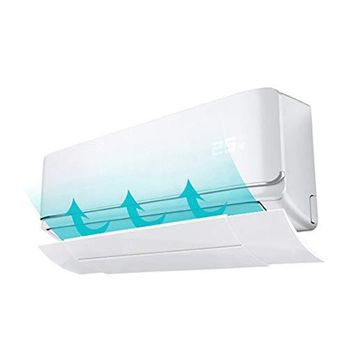 Household goods Klimaanlagen-Abweiser, Verstellbarer Anti-Straight-Blow-Wandklimagerät, Universalklimaanlage, geeignet für Familien, Schlafzimmer, Büro ZDDAB