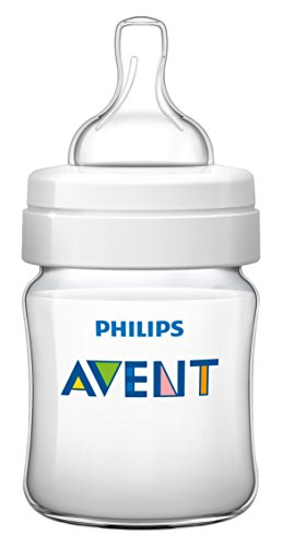Philips Avent Classic - Biberón SCF560/17 (125 ml/4 oz) x 1