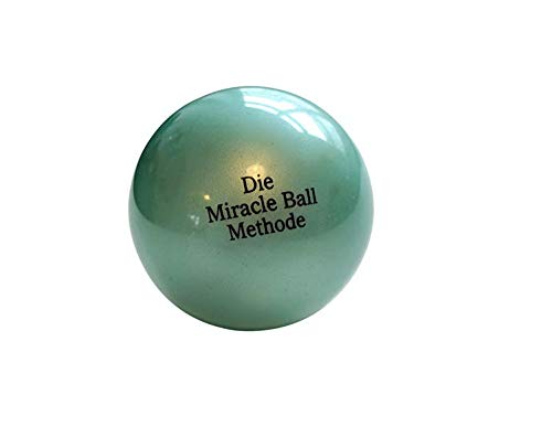Perform Better Miracle Ball, Faszienball weicher Gummiball, Softball, 10cm Durchmesser