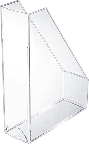 Helit Portariviste Col Trasparente Bianco