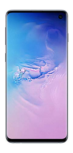 Samsung Galaxy S10 (Prism Blue, 8GB RAM, 128GB Storage)