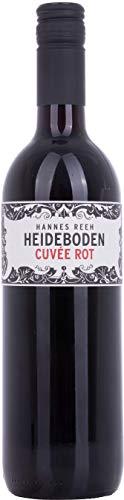 Hannes Reeh Heideboden Cuvée Rot Zweigelt 2017 trocken (1 x 0.75 l)