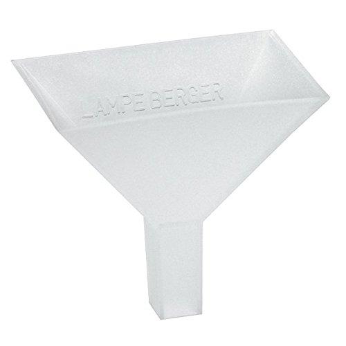 LAMPE BERGER Trichter transparent