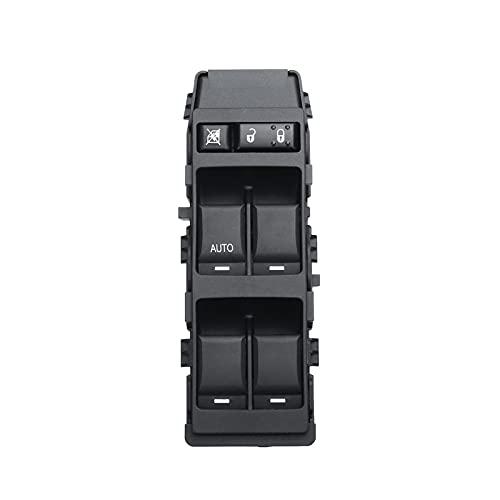 Huajin Interruptor Delantero de la Ventana Delantera Cambio DE Repuesto para Dodge Caliber FIT para Jeep FIT para Compass Patriot 2007 2009 2010 56040691ab