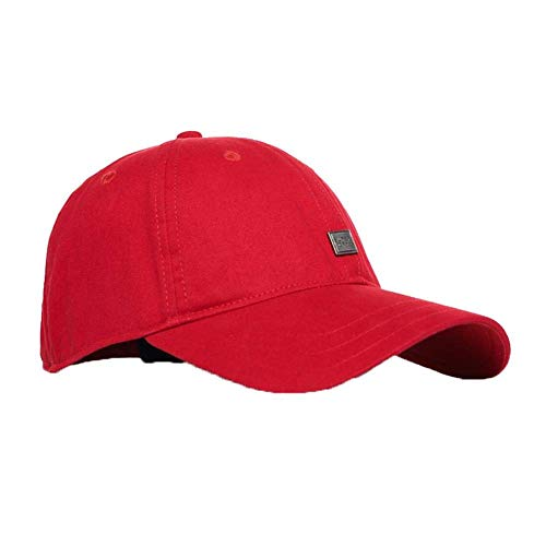 Superdry - Gorra, color rojo