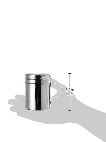 Product Image 4: Winware Stainless Steel Dredges 10-Ounce with Handle