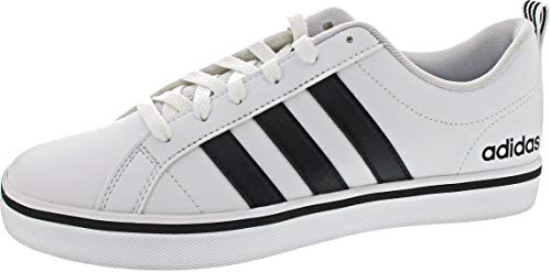 ADIDAS Vs Pace, Zapatillas para Hombre, Blanco (Footwear White/Core Black/Blue 0), 42 2/3...