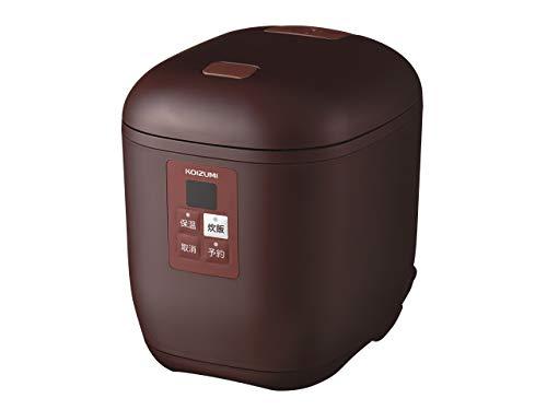 KOIZUMI KSC-1512/T rijstkoker rood 0,27 L 210 W
