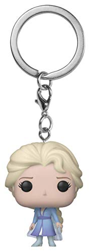 Die Eiskönigin 2 - ELSA Pocket Pop! Keychain Unisex Funko Pocket Pop! Standard, Vinyl, Fan-Merch, Film