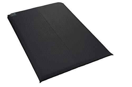 Vango Comfort 10cm Double Sleeping Mat Black