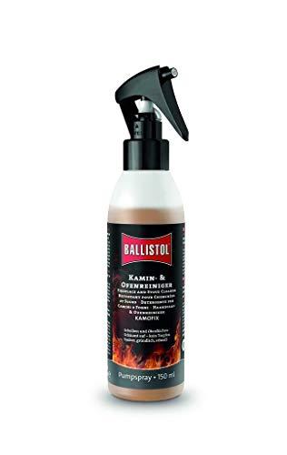 Eva Shop® Ballistol Kamofix Premium Kaminreiniger, Ofenreiniger, Grillreiniger 150 ml Pumpspray
