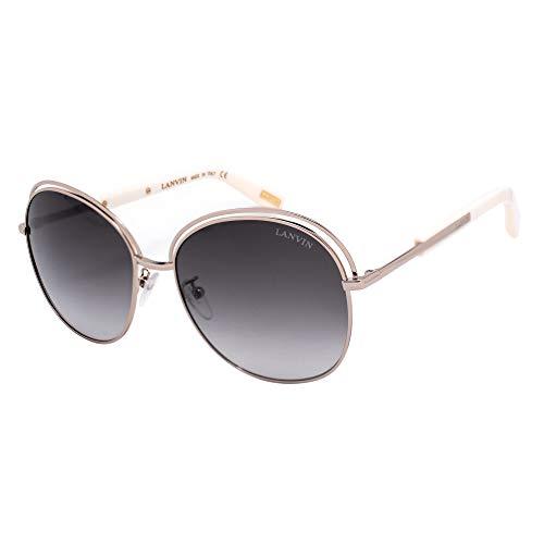 Unbekannt Lanvin Damen Sln105-08fe Sonnenbrille, Elfenbein Gold, Tamaño: 58/17/135