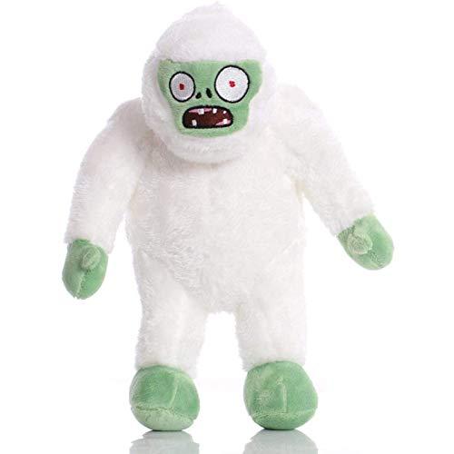 Dpprdl Juguetes de Peluche 1pcs 30cm muñecos de Peluche Zombie niños Juguetes de Peluche Suaves Regalos para niños