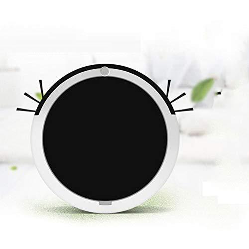 LG Snow Robot Aspirumeer, Casa Inteligente Recargable, Cuerpo Ultra Delgado, Interruptor de botón, Barrido, aspiración y trapeador Tres en uno
