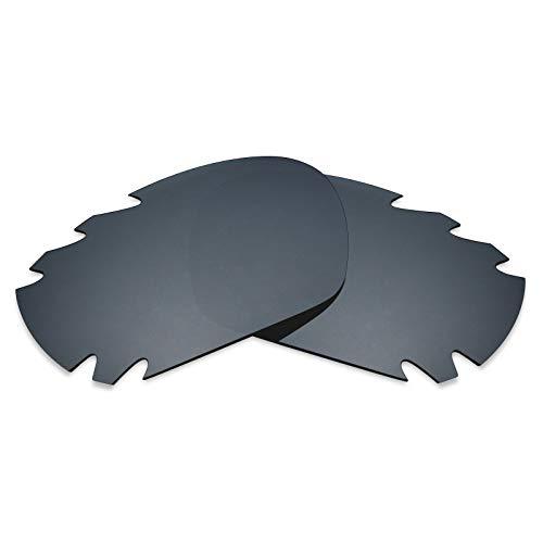 Mryok - Cristales de repuesto para Oakley Jawbone Vented Polarizado – Black...