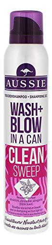 Aussie Clean Sweep Dry Shampoo 180ml Trockenshampoo Für fettiges Haar
