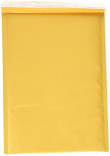 10 EcoSwift 10.5 x 16 Kraft Bubble Mailers Size #5 Self Sealing Bulk Padded Shipping Supplies Packaging Materials Envelopes Bags 10.5 by 16 inches