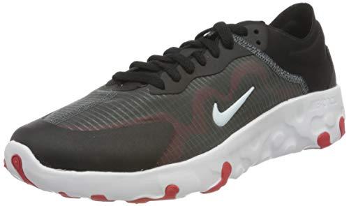 Nike Renew Lucent, Zapatos para Correr para Hombre, Black/White/University Red, 45 EU