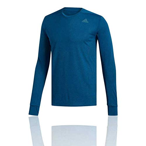 adidas Supernova Tee T-Shirt Homme, Legend Marine, FR : M (Taille Fabricant : M)