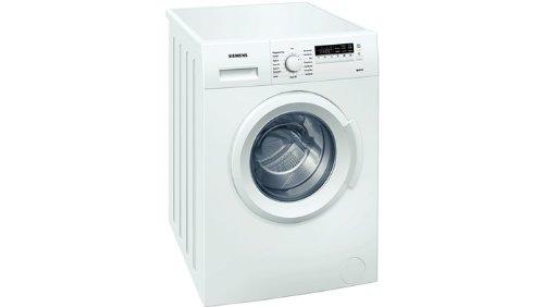Siemens iQ100 WM14B220 Waschmaschine Frontlader / A+ B / 1400 UpM / 5.5 kg / Wolle-Handwaschprogramm / Hemden/Business