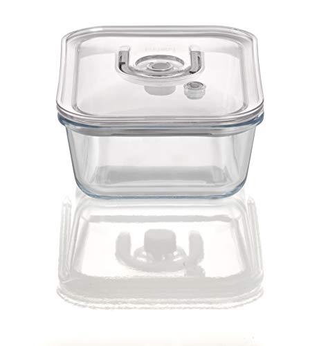 CASO VacuBoxx EXL - 1500ml - hochwertiger Design Vakuumbehälter, BPA-Frei, mikrowellengeeignet, hitzebeständig, spülmaschinengeeignet