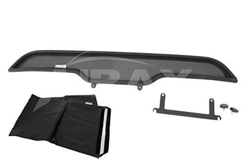 Airax Windschott für Crossfire Roadster Windabweiser Windscherm Windstop Wind deflector déflecteur de vent