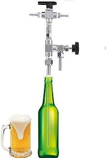 Bouteille de remplissage, 304 pression en acier inoxydable contre la bière Bouteille de remplissage Home Brew CO2 de la bi...