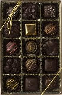 Spokandy 15 Piece Premium Boxed Chocolate Assortments (Dark Chocolate)