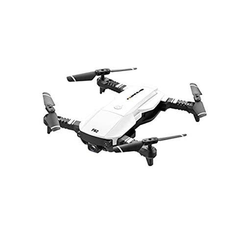 JJDSN Drone con cámara 4K HD Video en Vivo 120 Grados; WiFi de Gran Angular RCNano Quadcopter con retención de altitud, Modo sin Cabeza, Volteretas 3D, Retorno de una tecla y Ajuste de Velocidad n