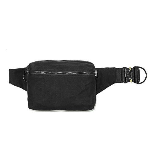 DEFY BAGS, Unisex, Erwachsene (nur Gepäck) Hüfttasche Schwarz Schwarz Einheitsgröße